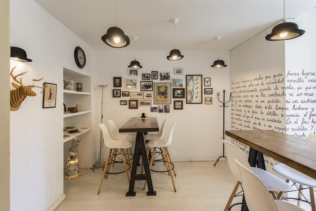Habitación inspiración Magritte. Inma Gregori 2015. Fotografía@GITANETA