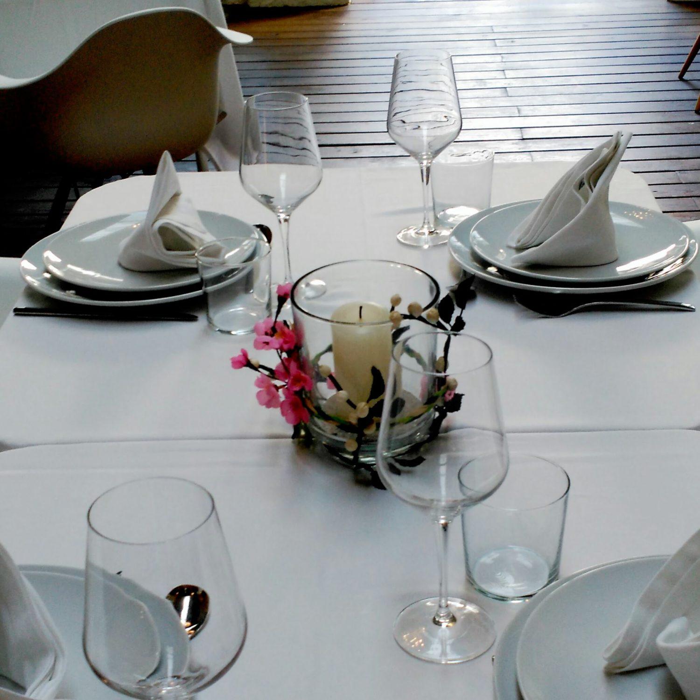Detalle decoración mesa. Inma Gregori 2015.